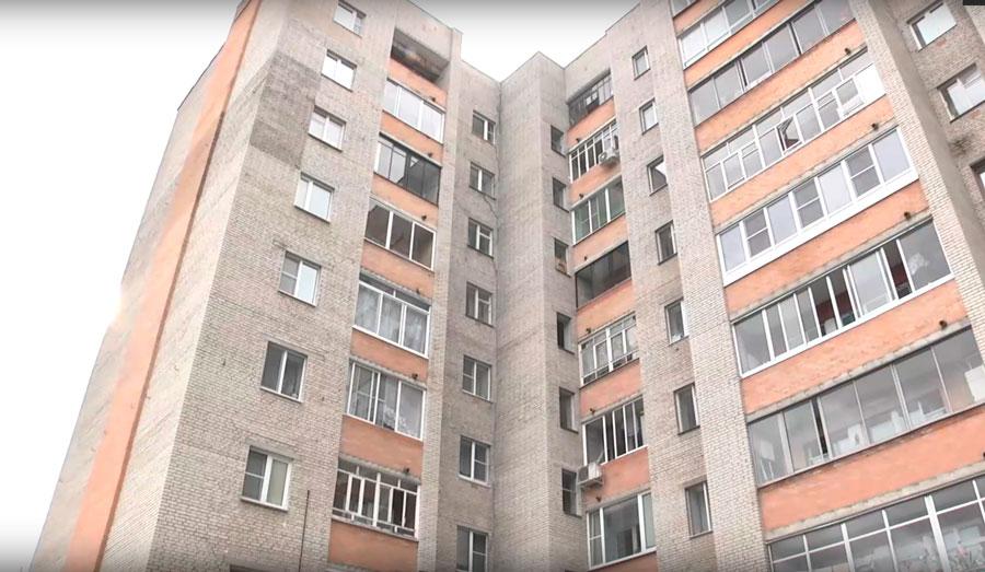 Ремонтные работы по реконструкции дома 18 по улице Понтекорво перешли на новый этап