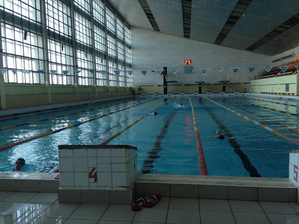 В Дубне после ремонта возобновил работу бассейн «Архимед»