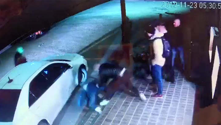 В Дубне в пьяной драке у ночного клуба был убит гражданин Армении | Видео